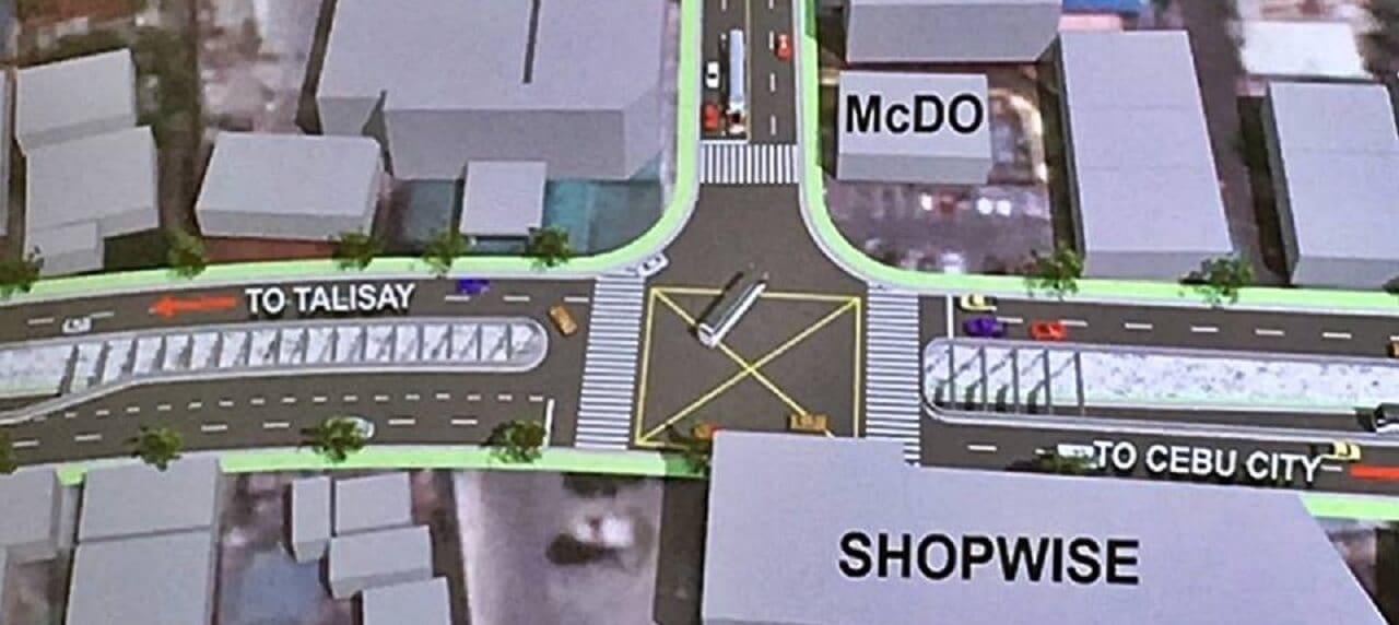 DPWH Opens New Vehicle Underpass in Cebu