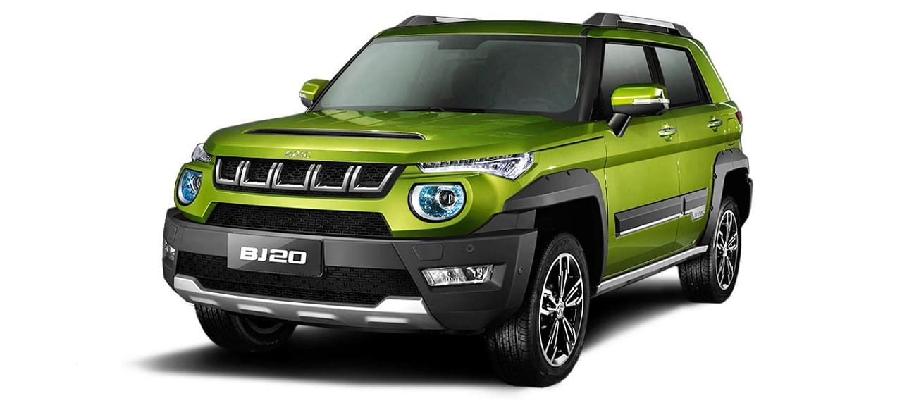 BUYER'S GUIDE: 2019 BAIC BJ20