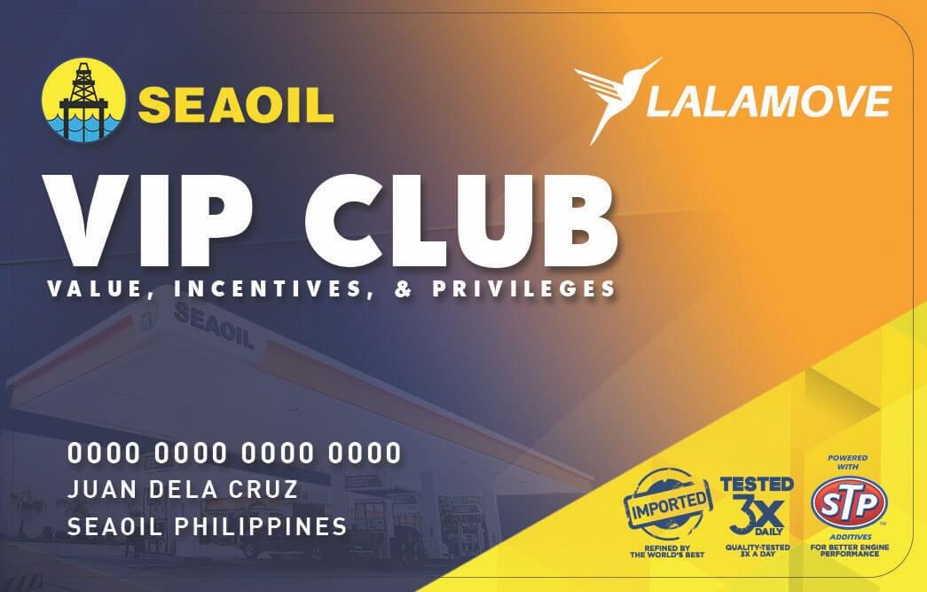 Lalamove, Seaoil Ink Partnership for Exclusive Loyalty Card Program
