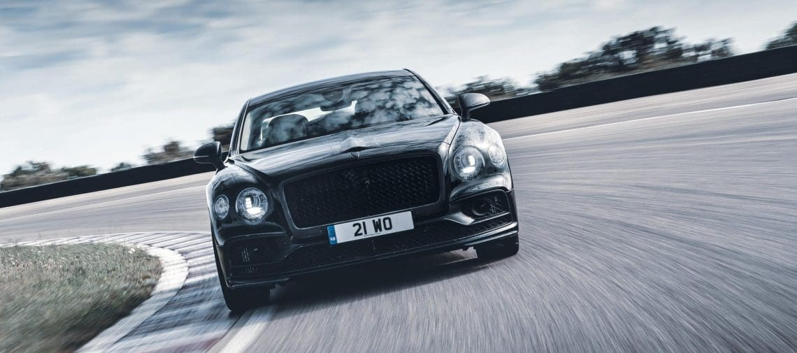 Bentley Will Electrify Full Range by 2023