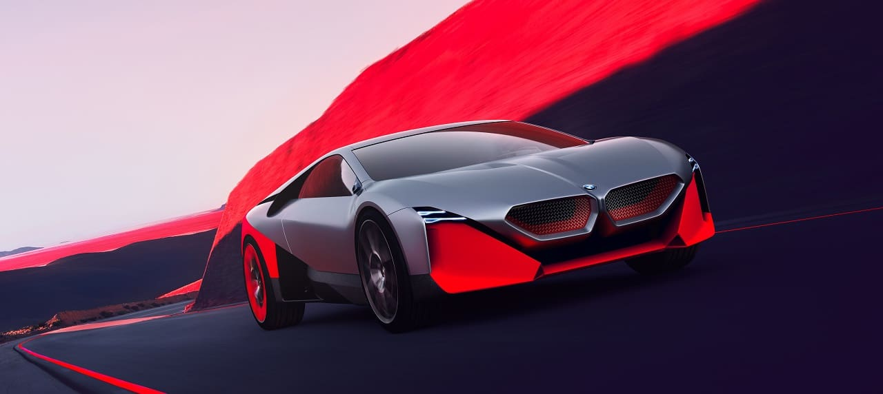 BMW Introduces Concept, the Vision M Next
