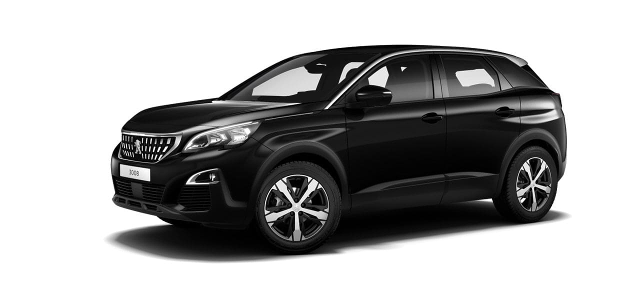 Peugeot 3008 SUV Active Diesel Now Available in PH