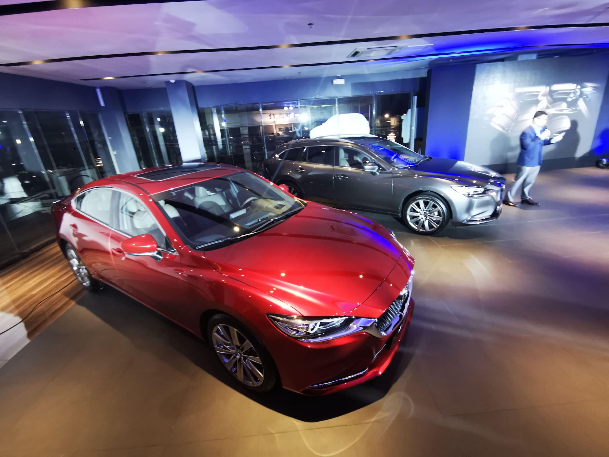 Mazda PH Unveils New Mazda 6 Sports Wagon, Turbo Sedan