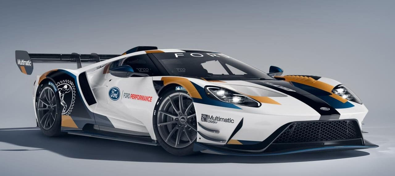 The Track-Only Ford GT Mk II Borders on the Obscene