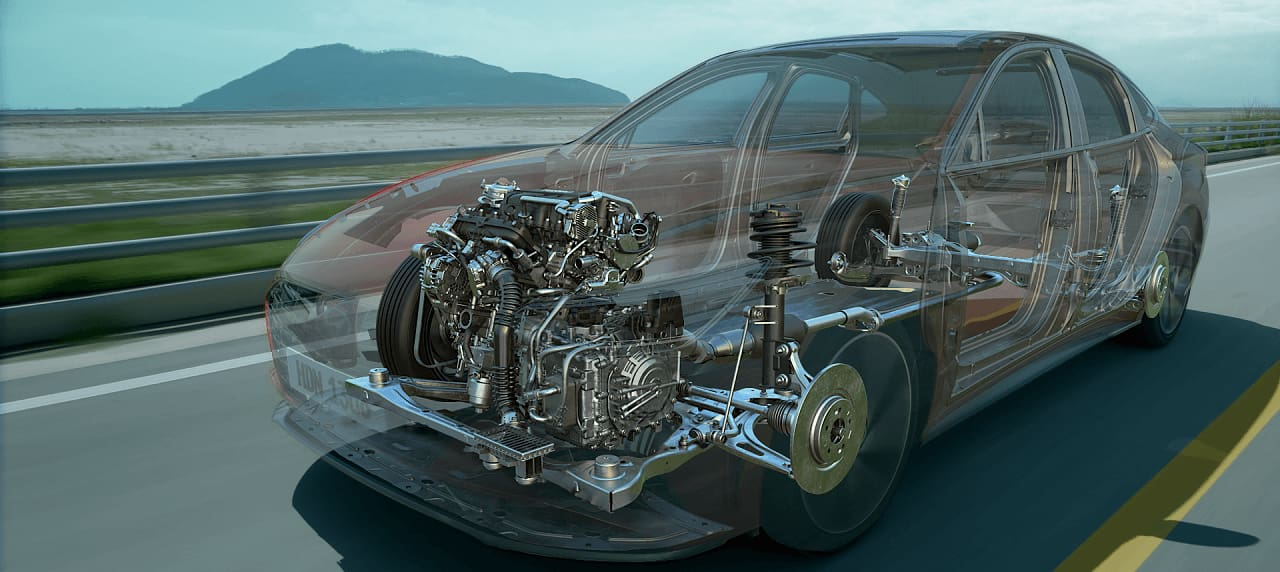 Hyundai Announces World's First Continuously Variable Valve Duration Engine