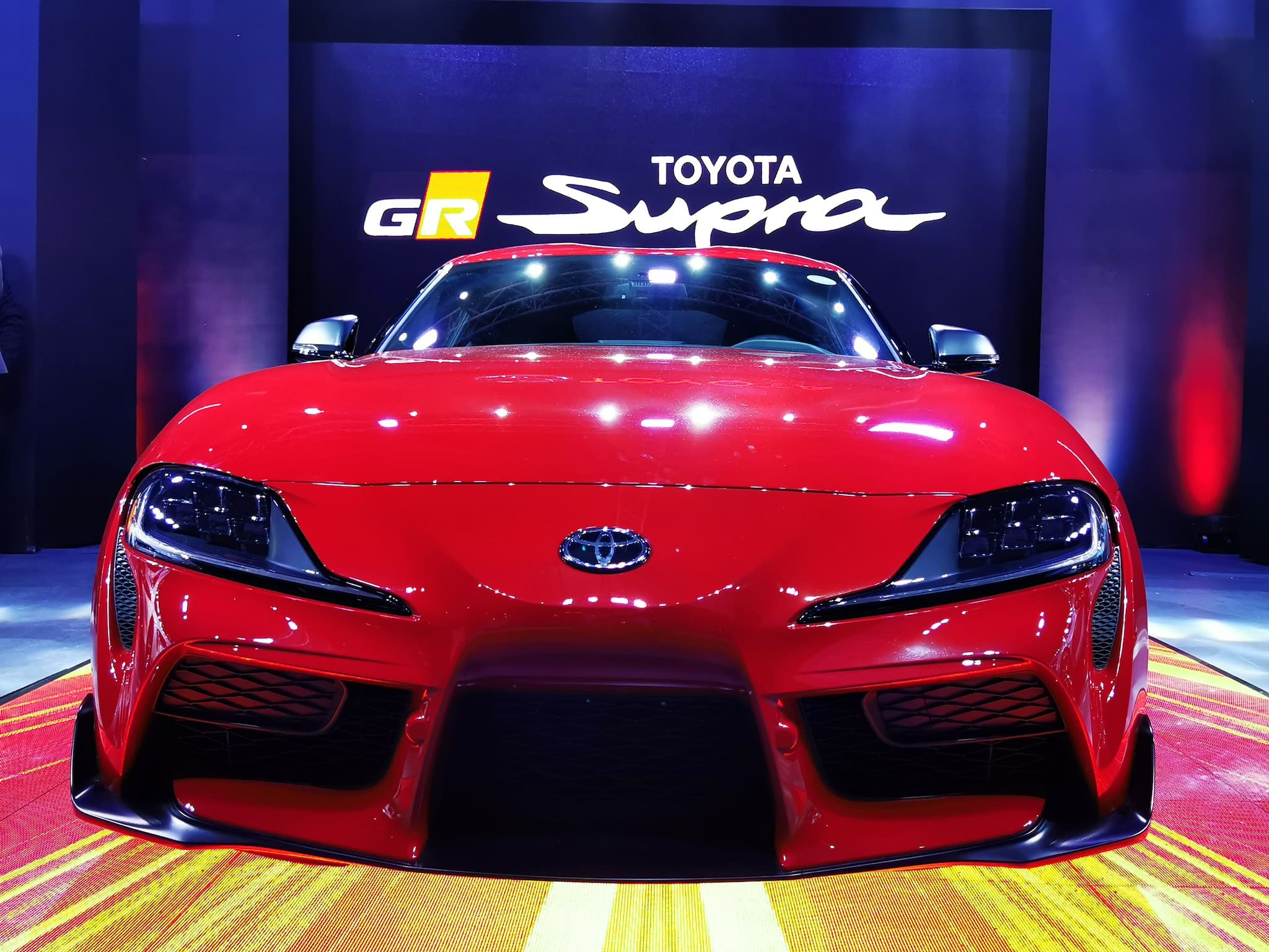 Toyota PH Launches Toyota GR Supra, to Have 170-Unit Supply Cap for 2019