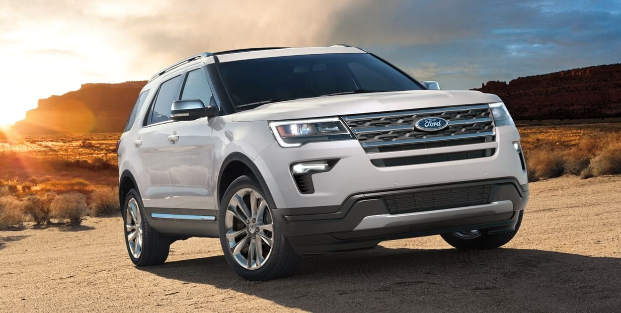 Get the Biggest Deals on a Ford SUV This July