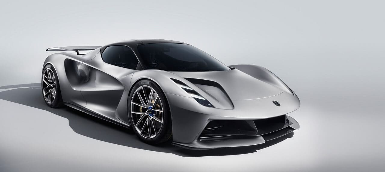 The Lotus Evija Has Almost 2k in Power, Costs Over PHP95M--Minus Taxes and Duties