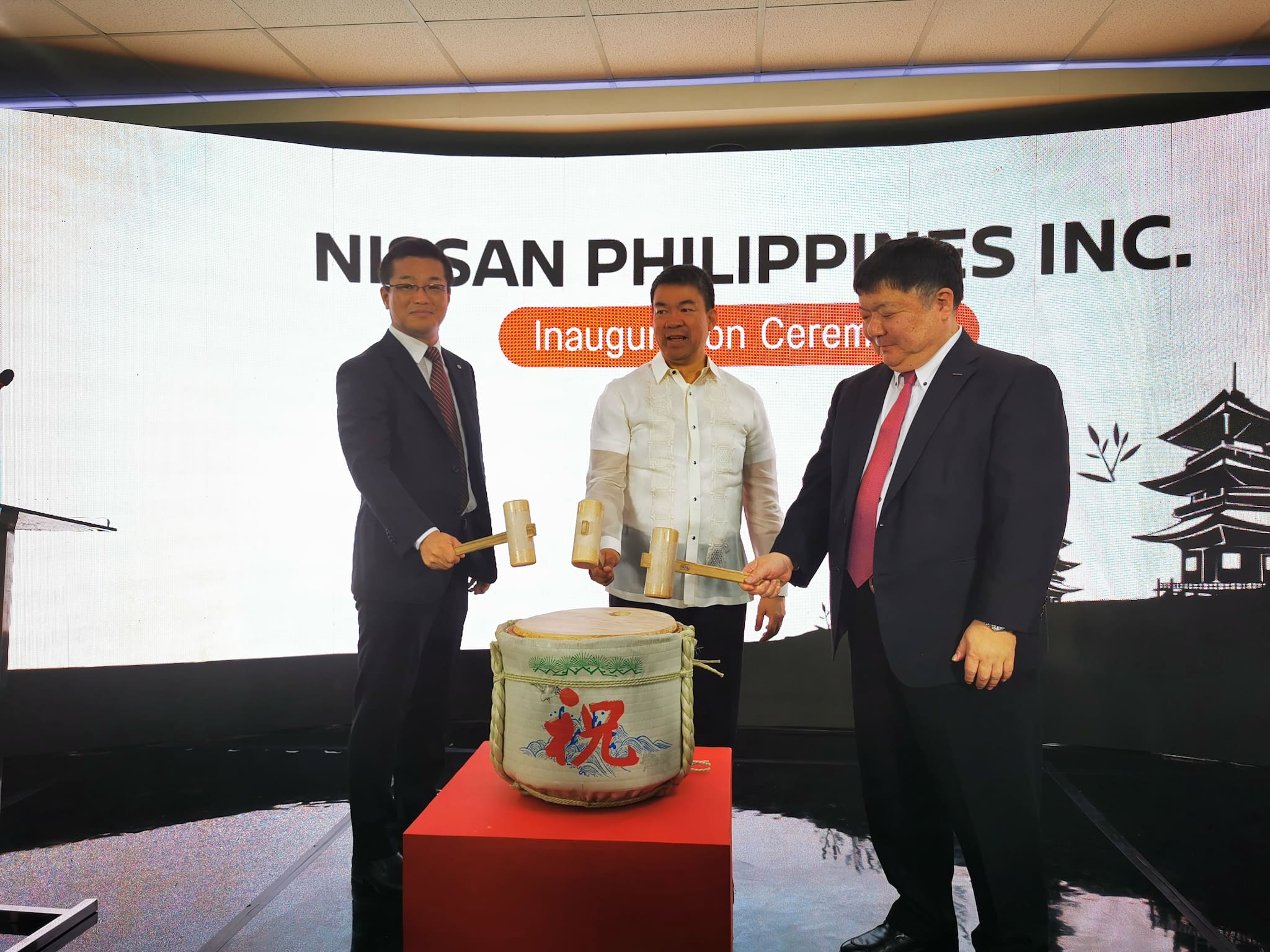Nissan PH Moves to New Office