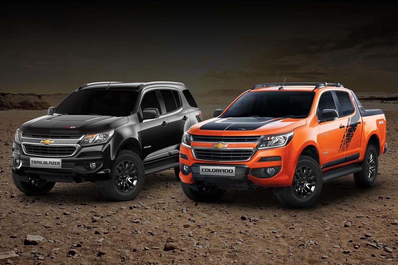 Chevrolet PH Offers All-In Low DP on Colorado, Trailblazer