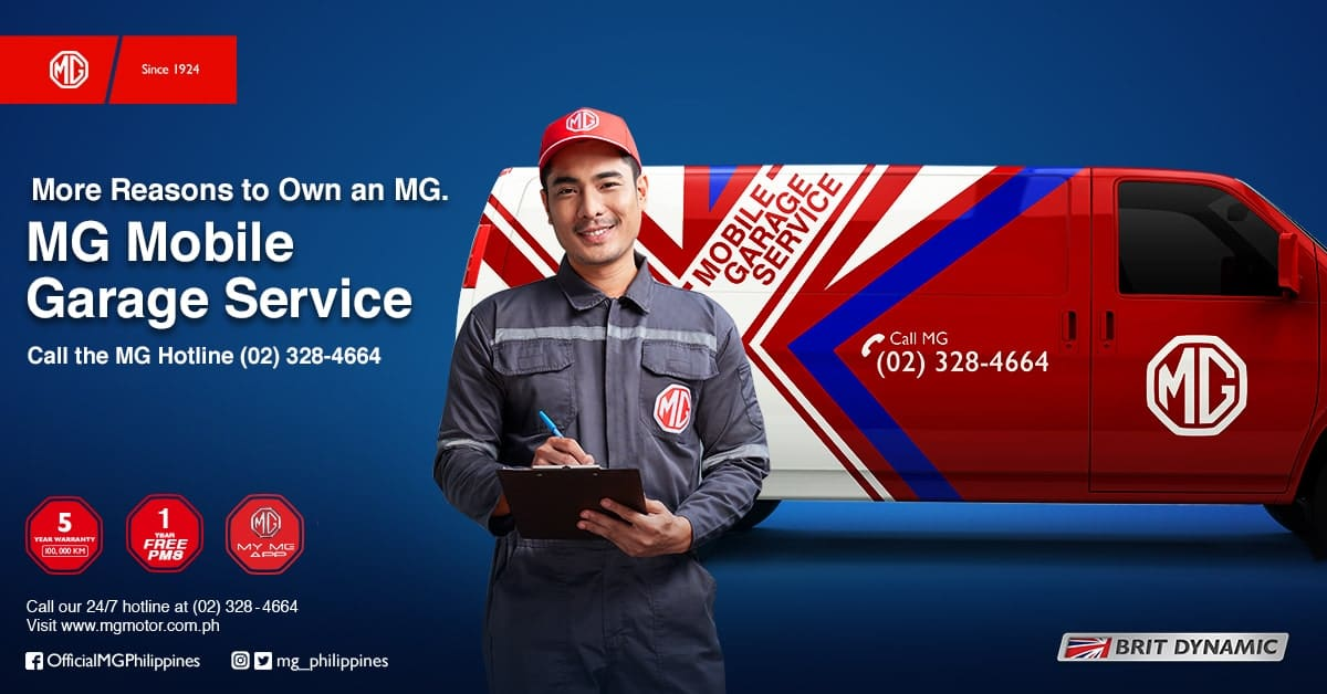 MG PH'S Aftersales Campaigns Provide Worry-Free Solutions for All MG Owners