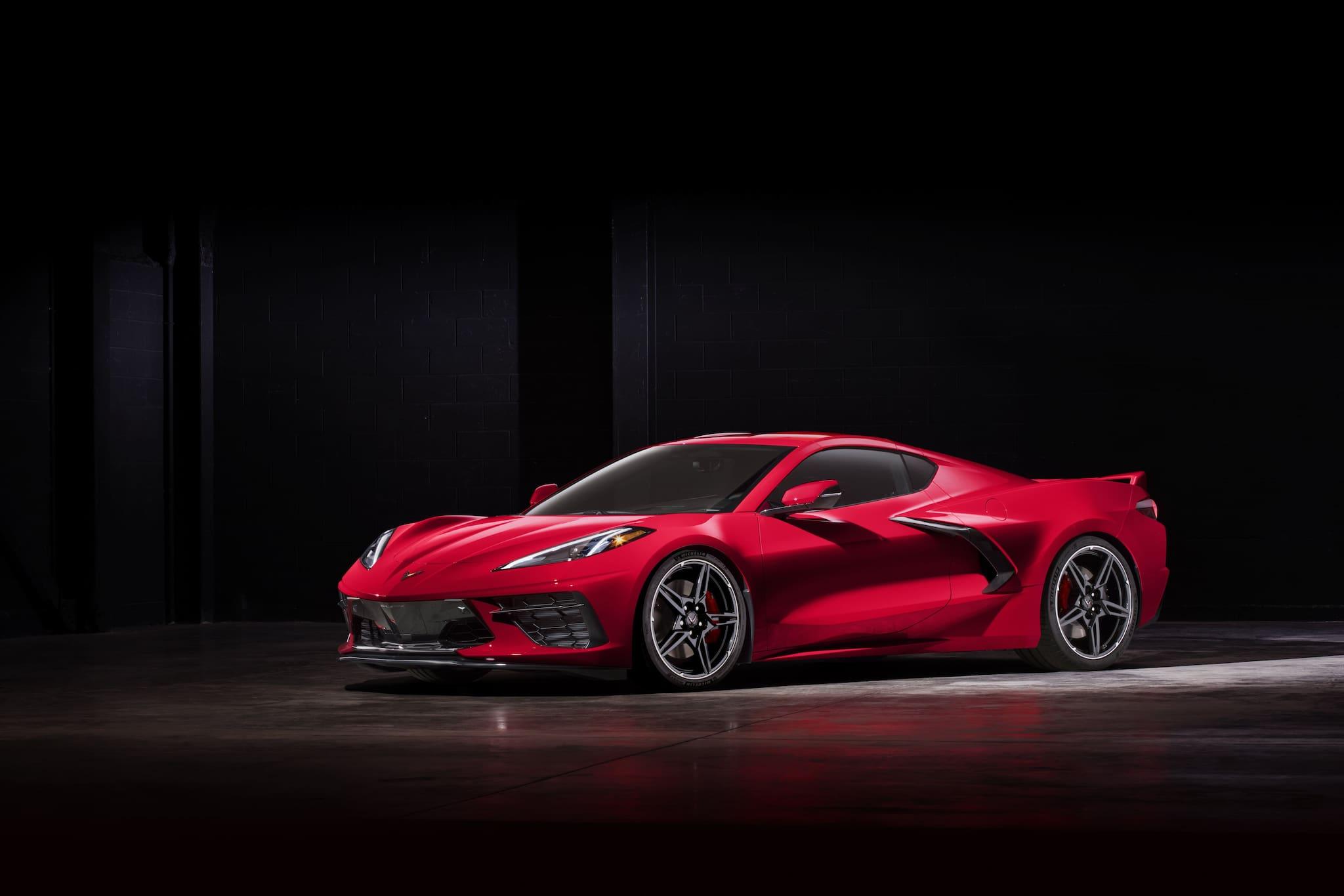 The 2020 C8 Chevrolet Corvette Is Finally Here