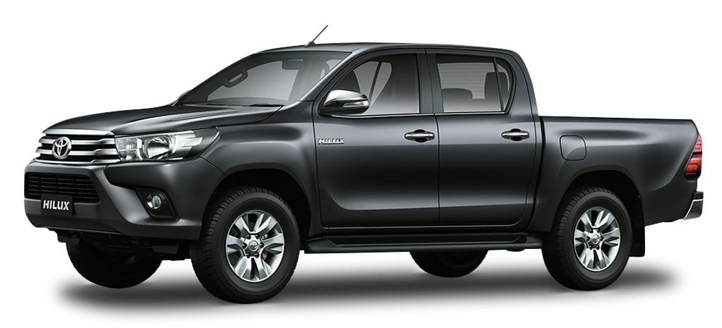 Toyota Hilux Continues to Lead PH Pickup Segment