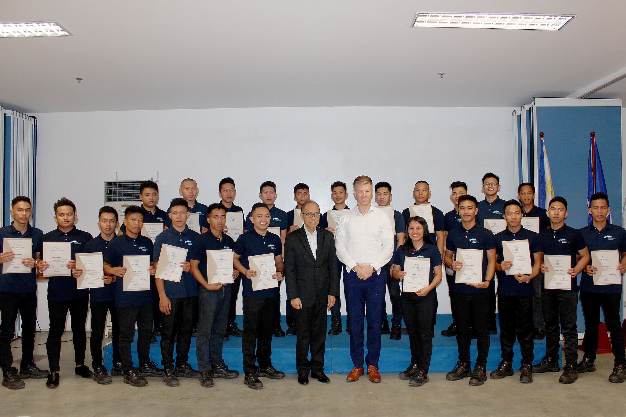 Hyundai Dream Centre-PH Graduates Second Batch of Automotive Scholars