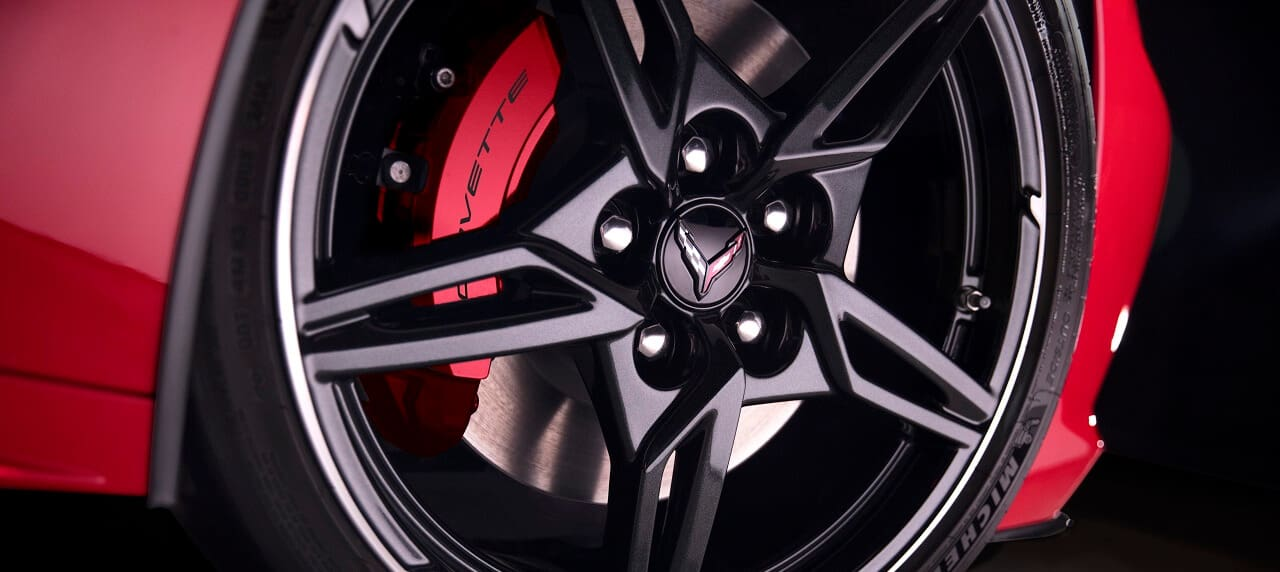 Get to Know the Chevy C8 Corvette's Electronically Adjustable Brakes