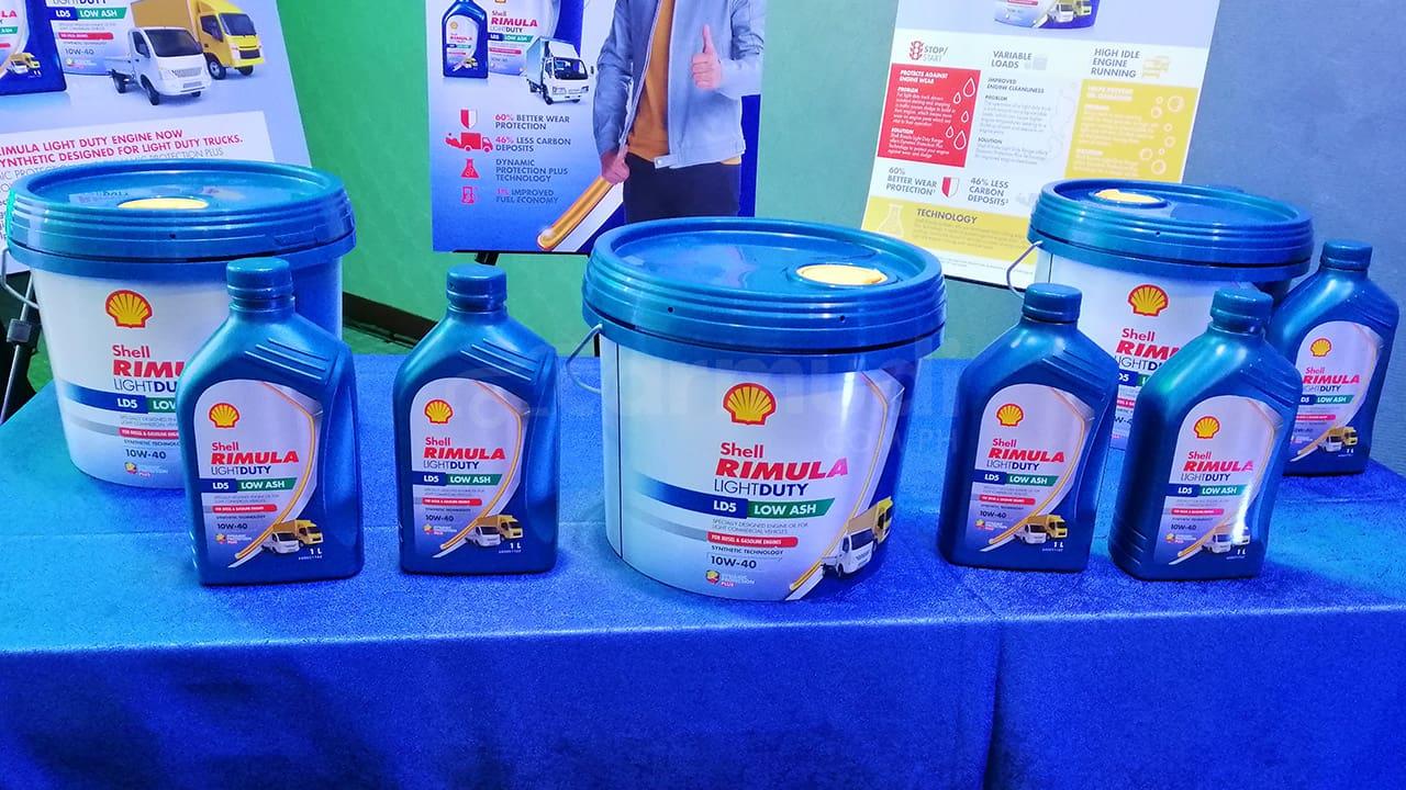 Pilipinas Shell Introduces Shell Rimula Light Duty Range of Motor Oils