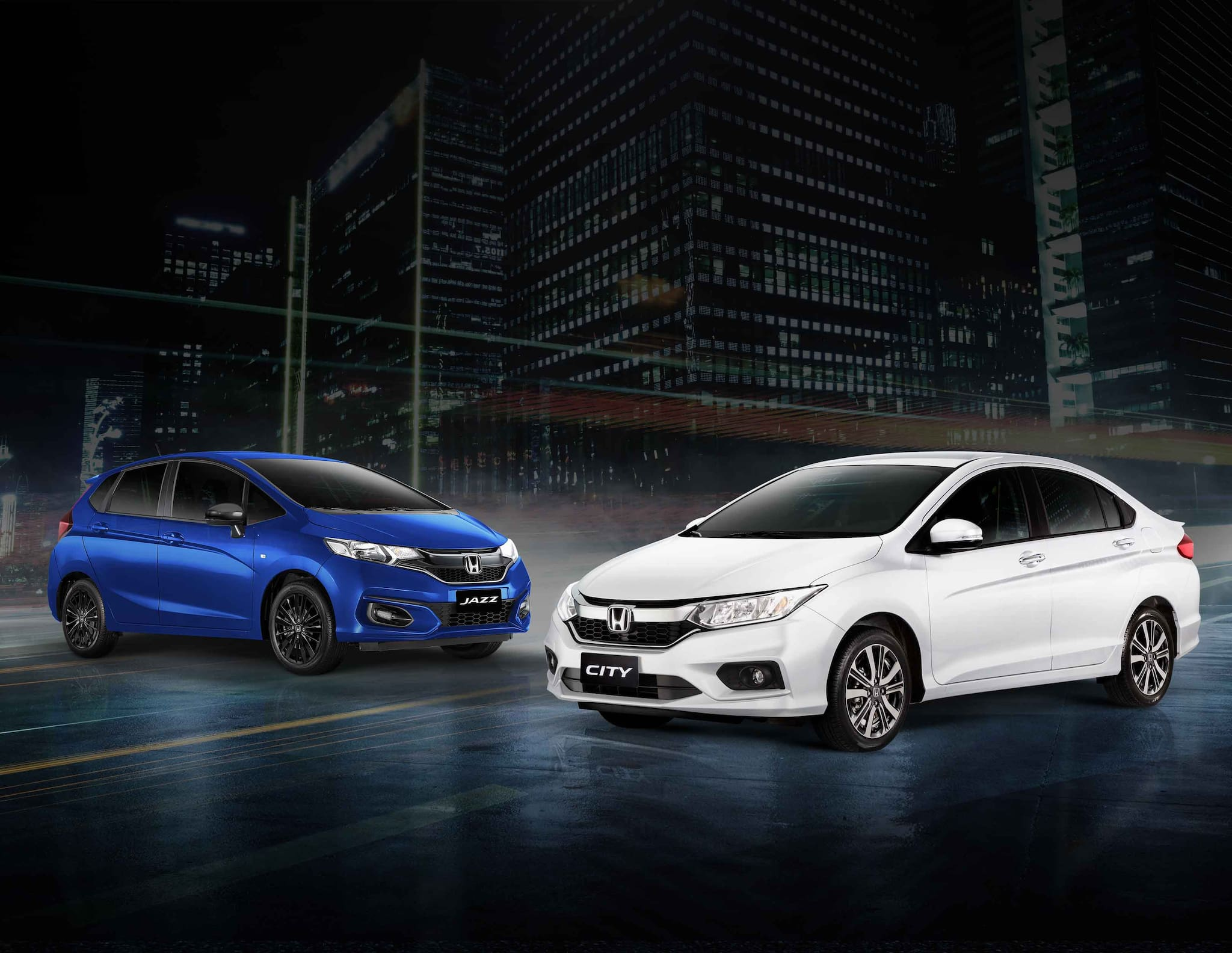 Honda City, Honda Jazz Get New Sporty Upgrades