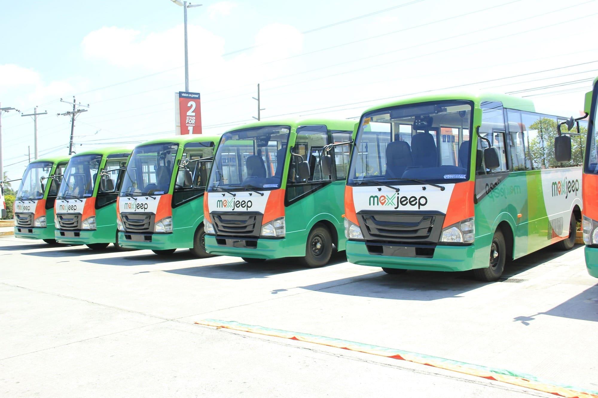 Bataan Joins Modern PUV Program as Isuzu Turns Over 15 Units to MetroExpress Connect, Inc.