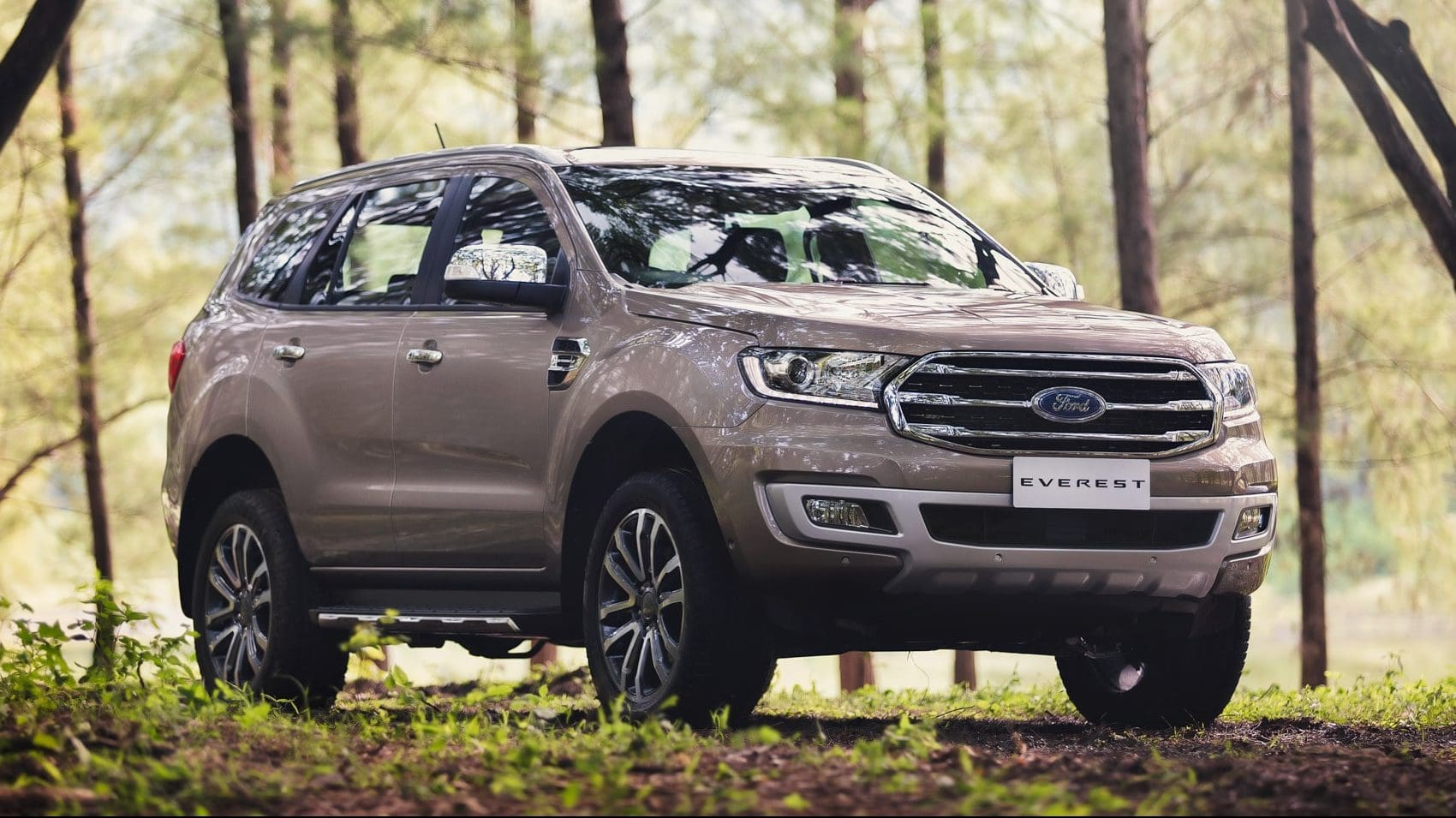 Here's What to Expect with the Updated 2019 Ford Everest