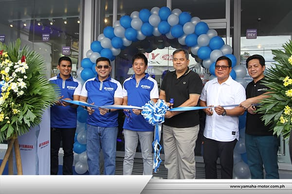 Yamaha PH Opens 500th Shop