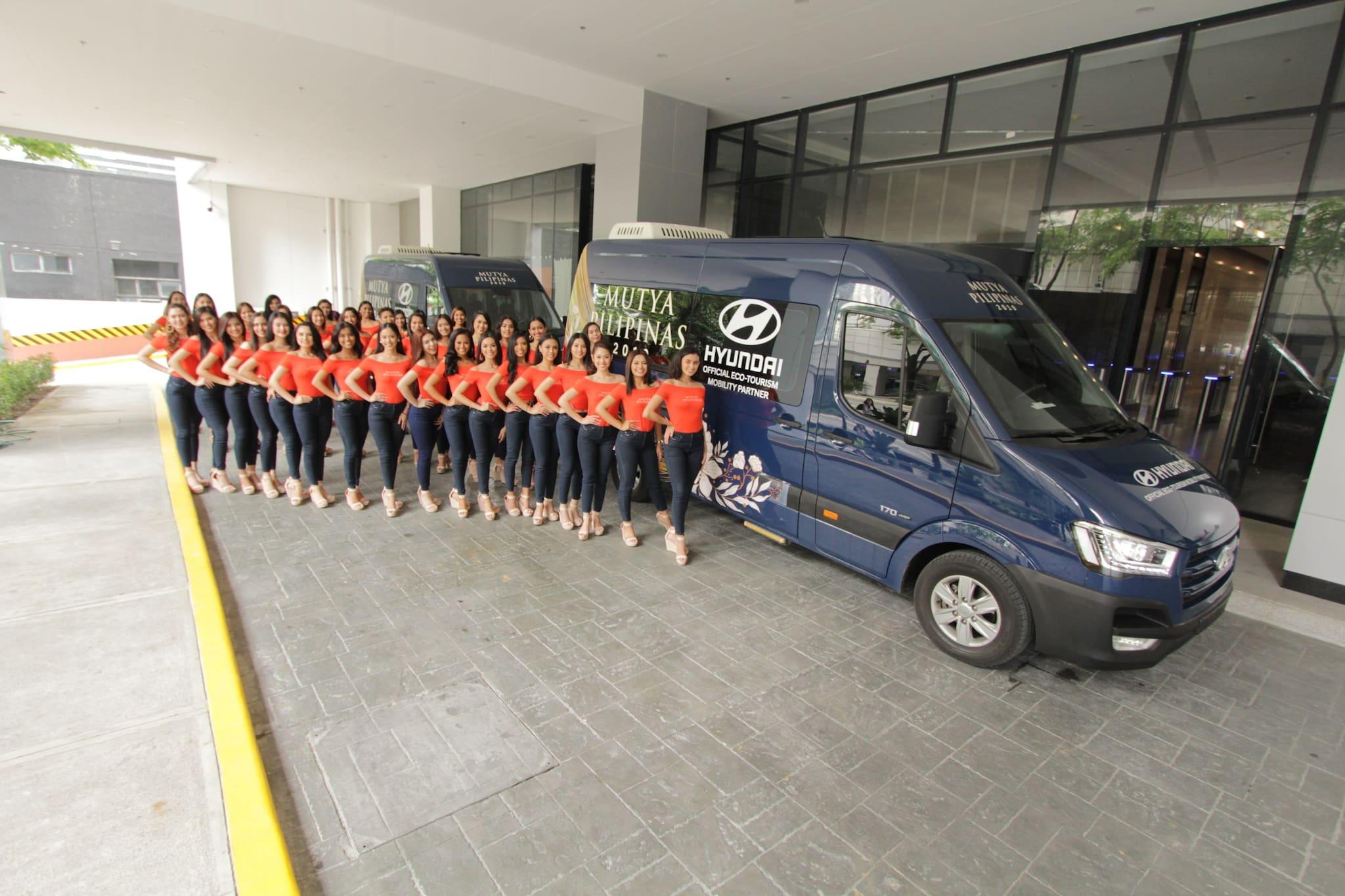Hyundai, Mutya Pilipinas Celebrate Beauty of the Filipina