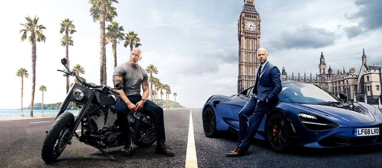 """That McLaren 720S on """"Hobbs & Shaw"""" Everyone's Talking About"""