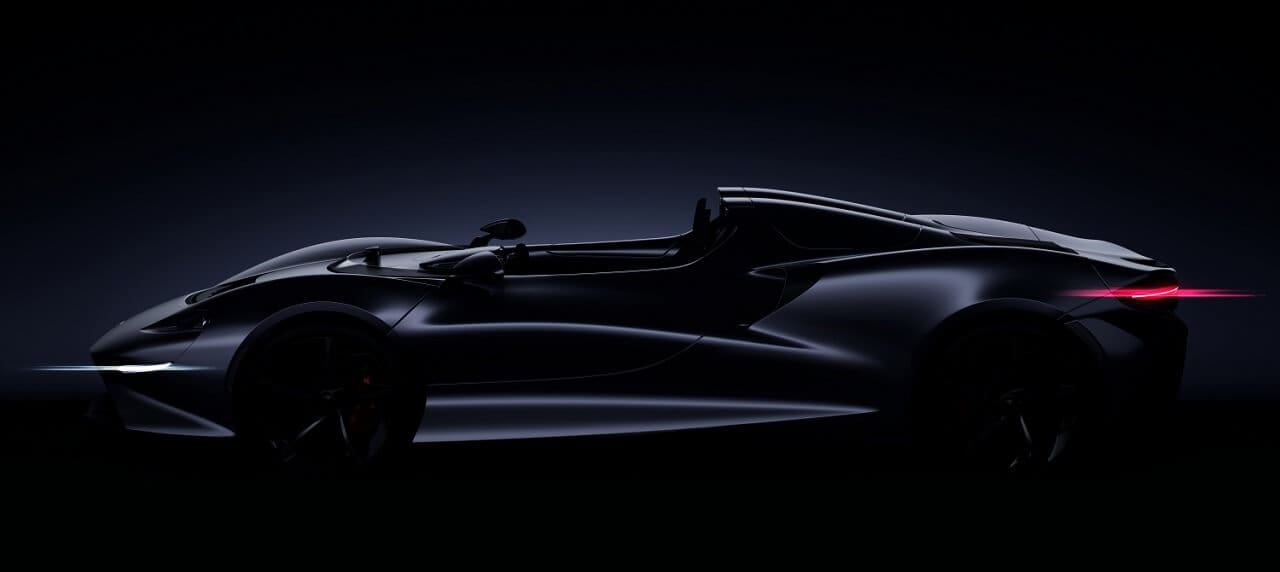 Upcoming McLaren Ultimate Series Will Be a Roadster
