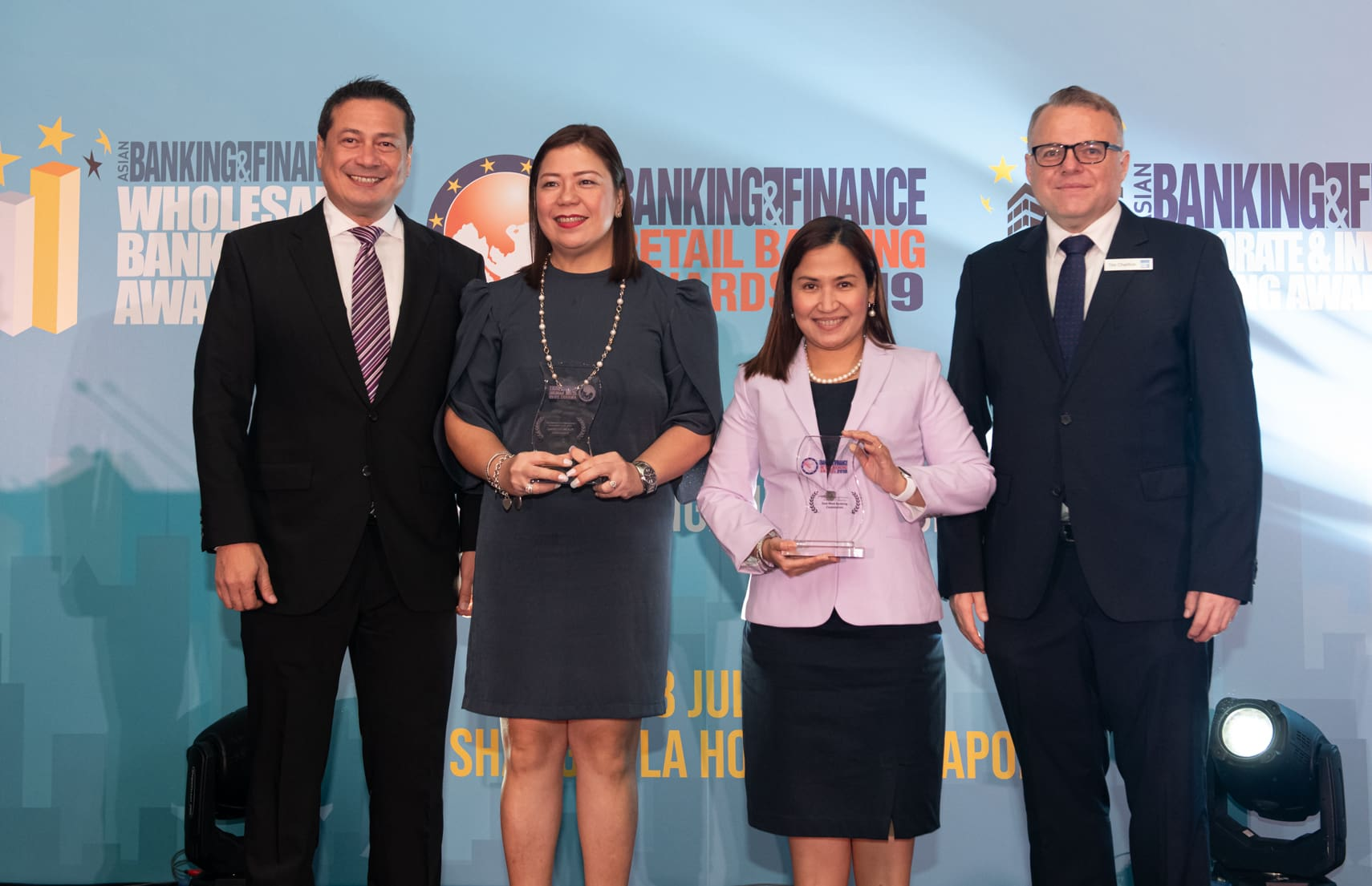 EastWest Auto Loan Wins at Asian Banking and Finance Retail Banking Awards