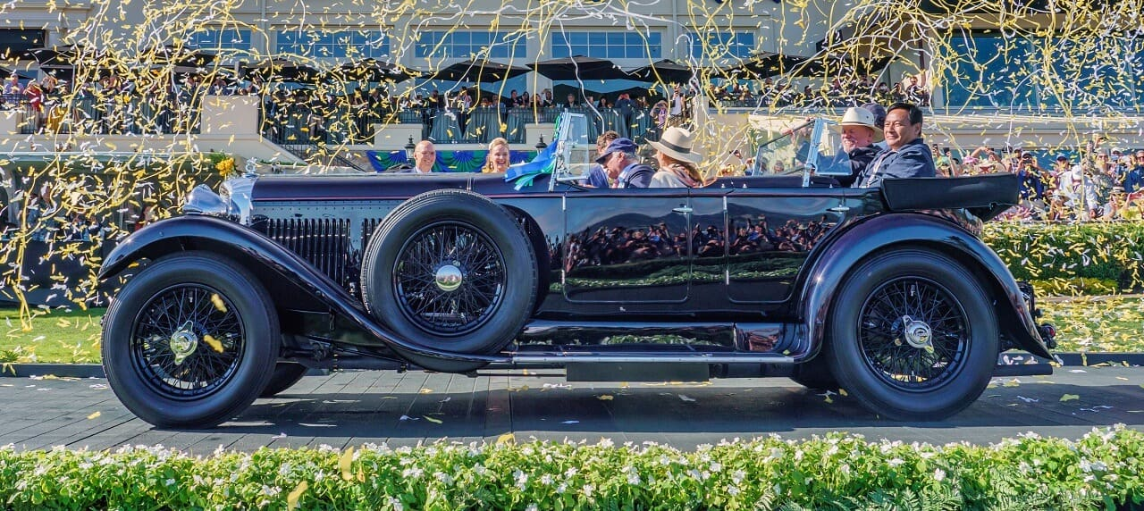 2019 Pebble Beach Concours d'Elegance: The Winners
