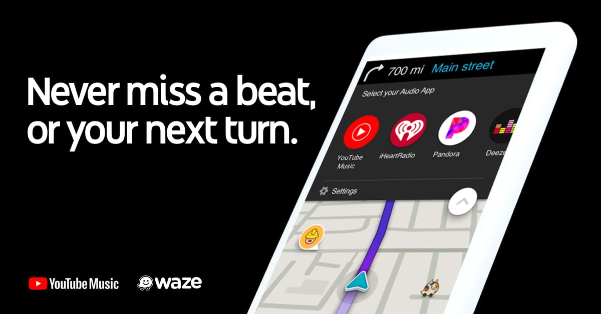 Waze Youtube Music Team Up For More Music On The Road Carmudi Philippines