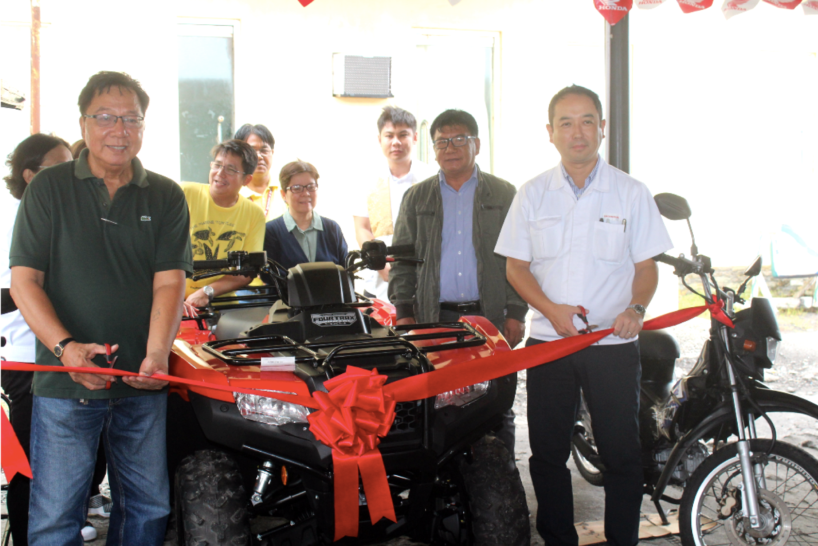 Honda Foundation Partners with Pawikan Conservation Center