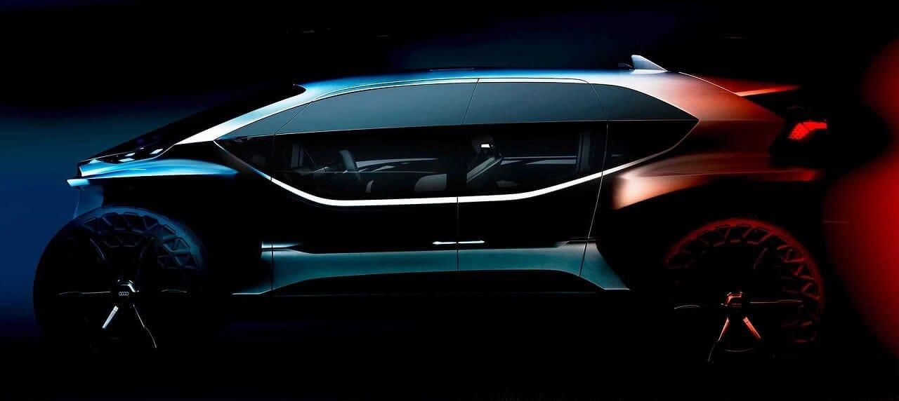 Audi Teases Electric Off-Road Concept Ahead of Frankfurt Show