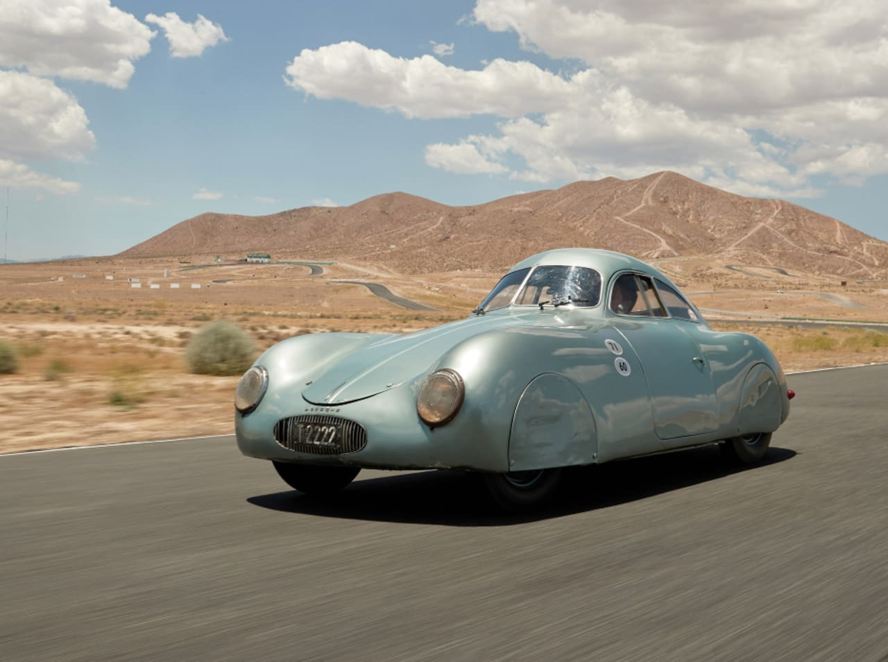 This is the World's Oldest, Surviving Porsche