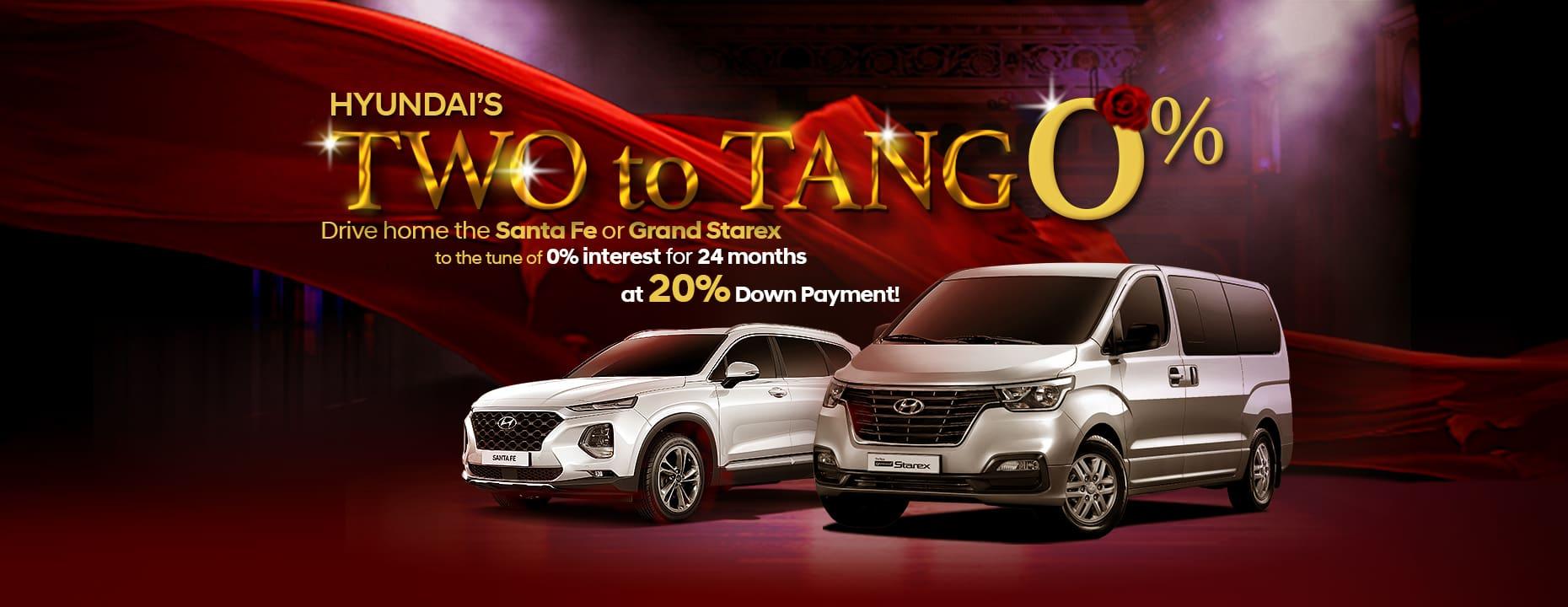 Dance To Hyundai's 'Two to Tango' Promo