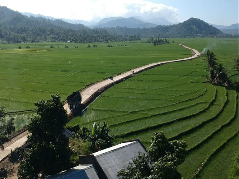 8 Farm-to-Market Road Projects in Cagayan Completed