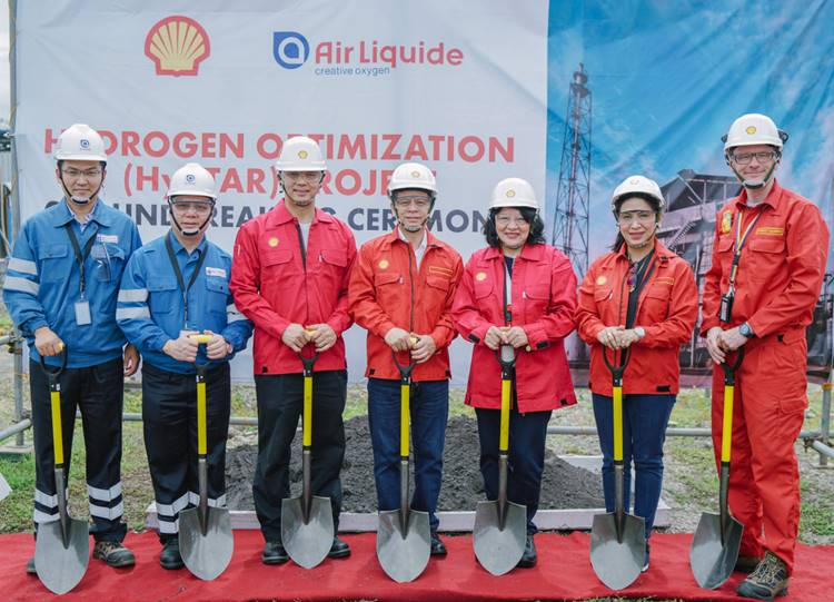 PH's First Hydrogen Facility to Rise in Pilipinas Shell's Refinery