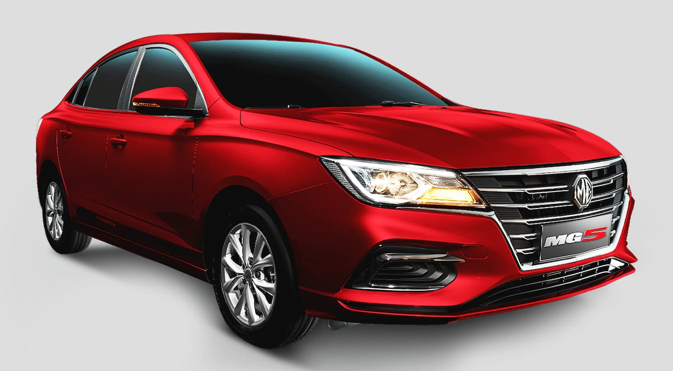 MG PH to Offer 'First Look' at All-New MG 5 Subcompact Sedan at 2019 Cebu Auto Show