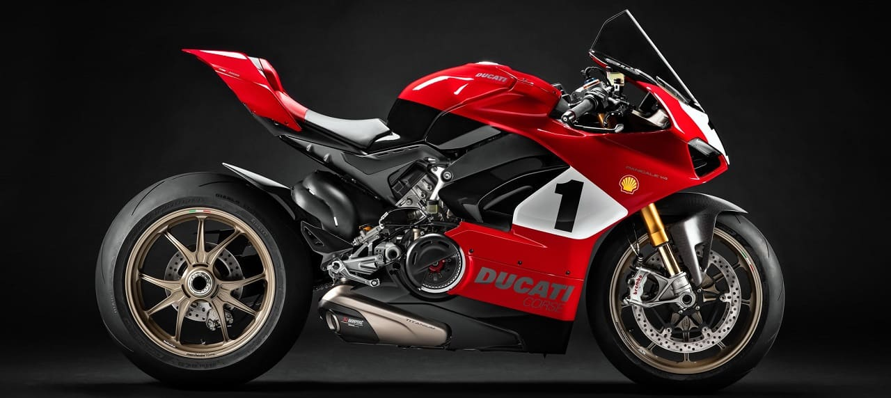 Ducati Panigale V4 25° Anniversario 916 Goes to Auction for Charity