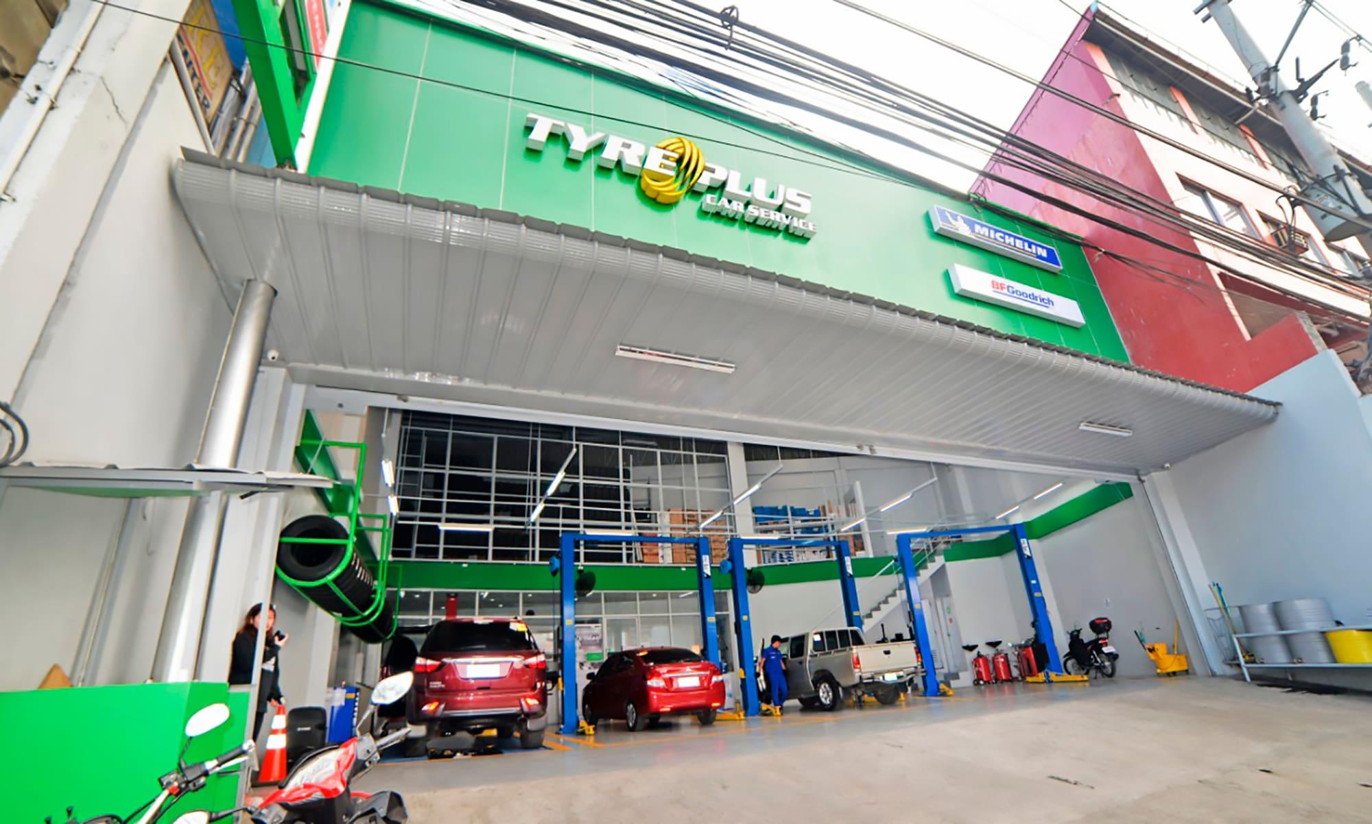 Tyreplus Underscores Need for Optimum Tire Condition During Rainy Season