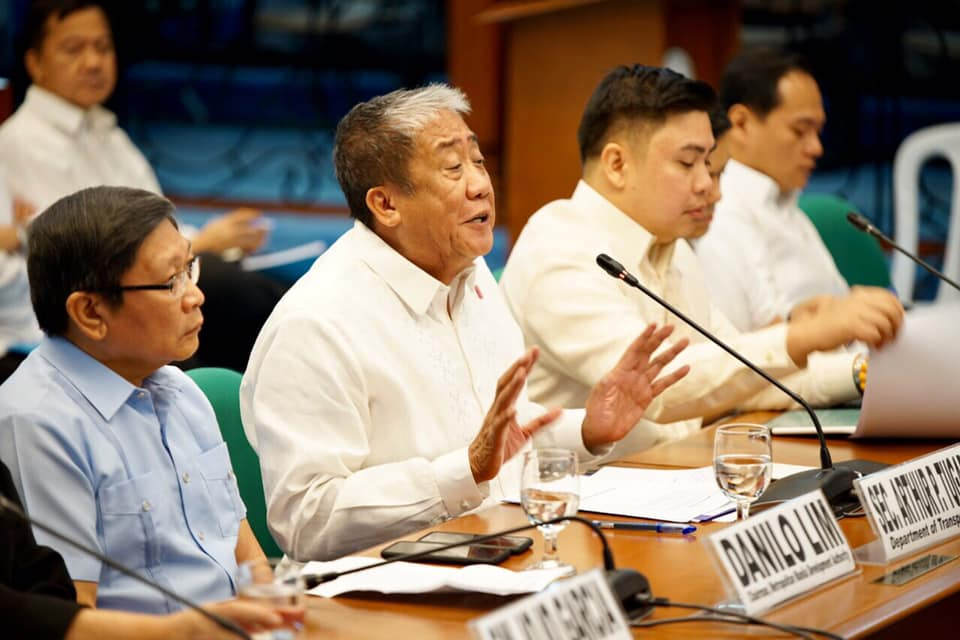 DOTr Reiterates Need for Emergency Powers to Address Traffic