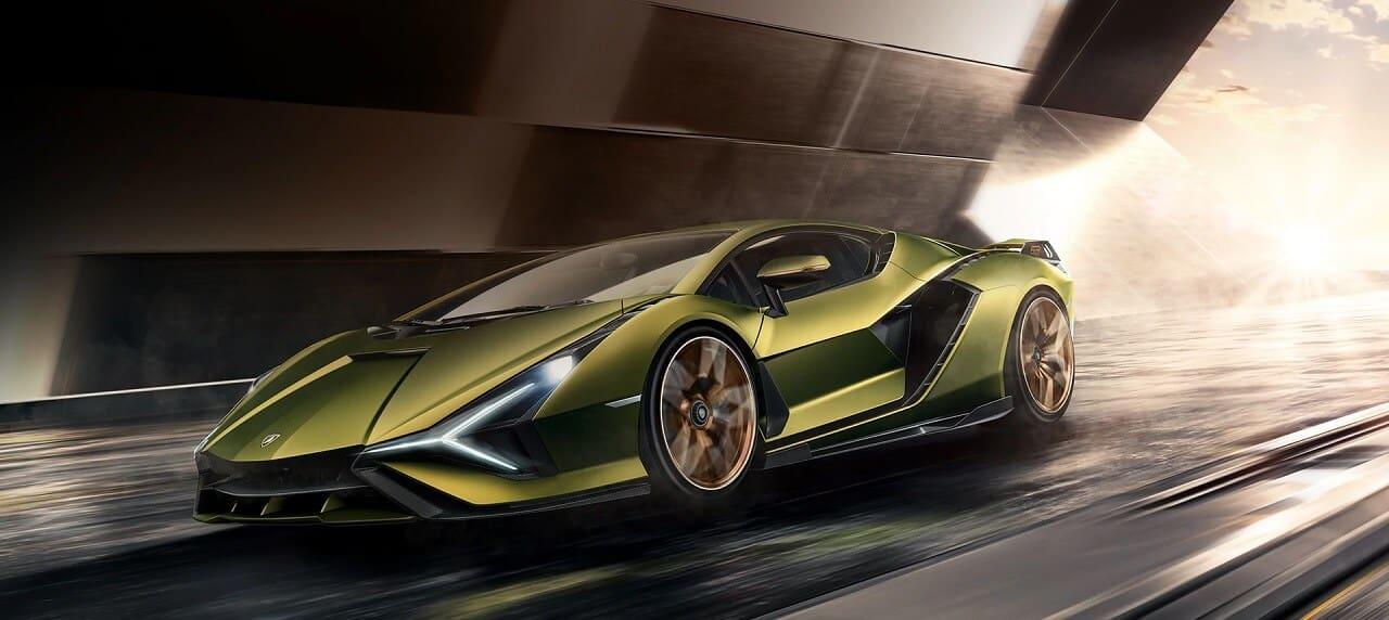 Lamborghini Unveils Sián FKP 37 in Honor of Ferdinand Piëch