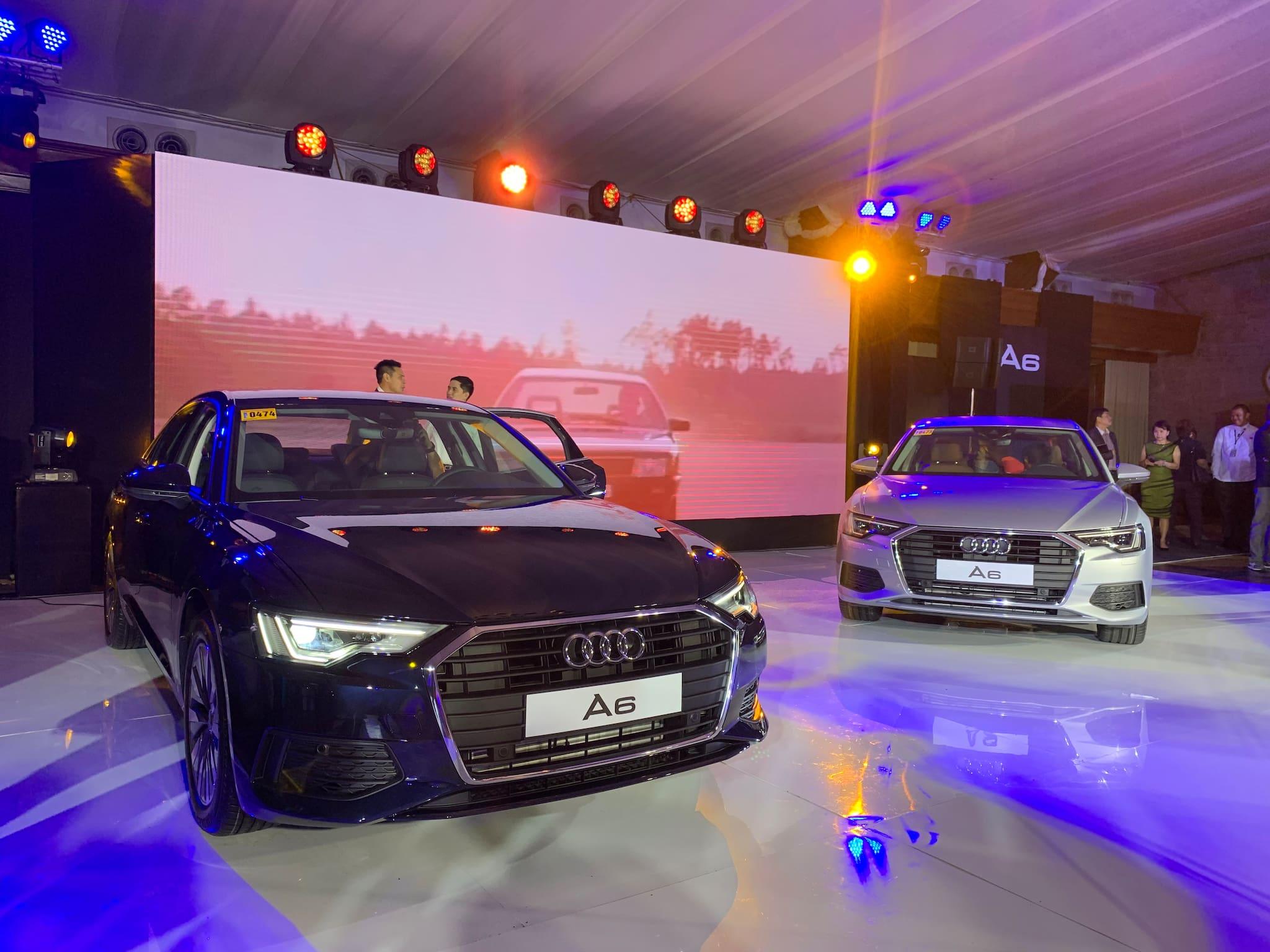 Audi PH Brings All-New Audi A6 Limousine