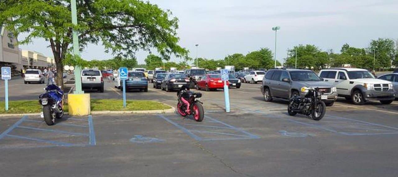 Handicap Parking Etiquette 101