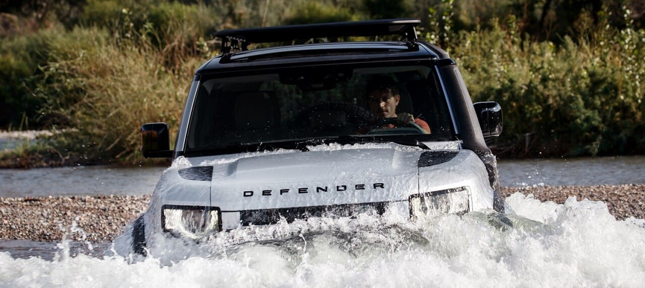 The 2020 Land Rover Defender is a Dog-Friendly Beast