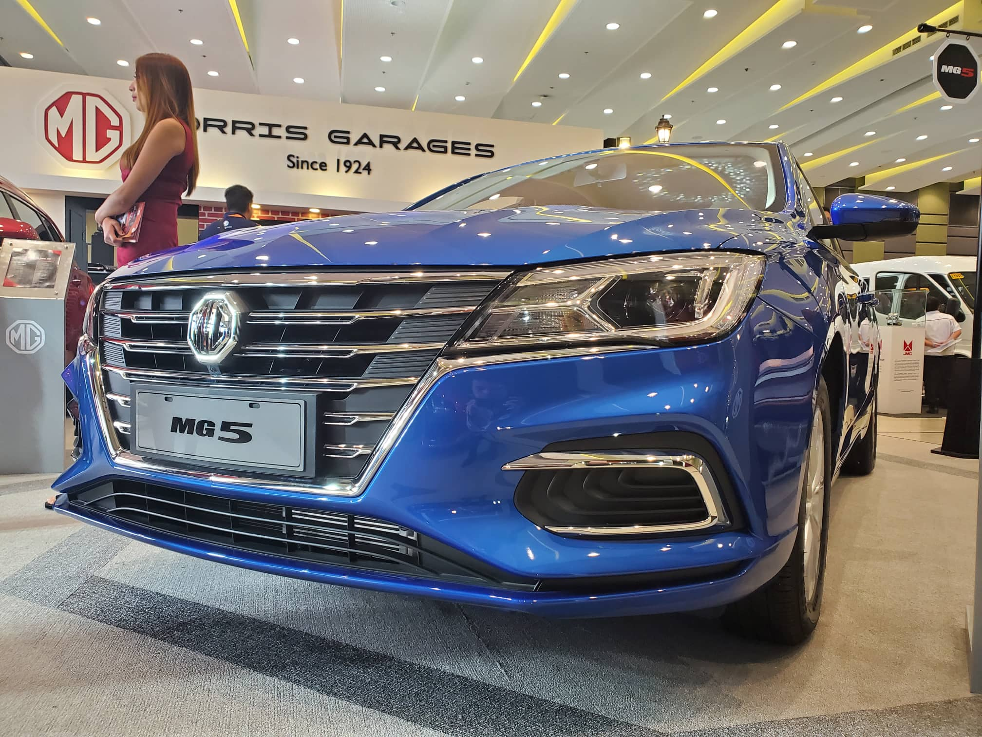 MG PH Launches All-New MG 5