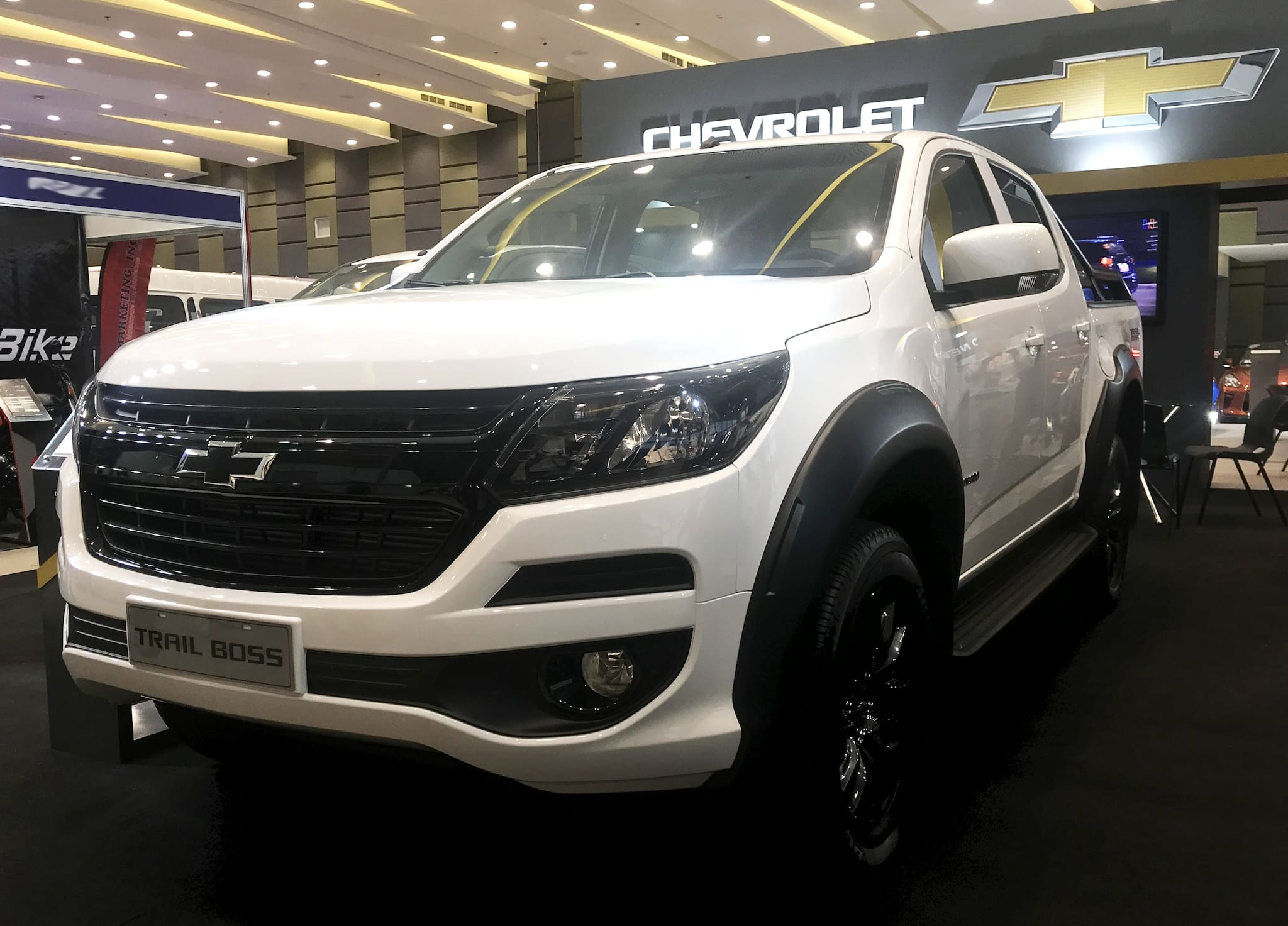 Chevrolet Ph Launches Chevrolet Colorado Trail Boss