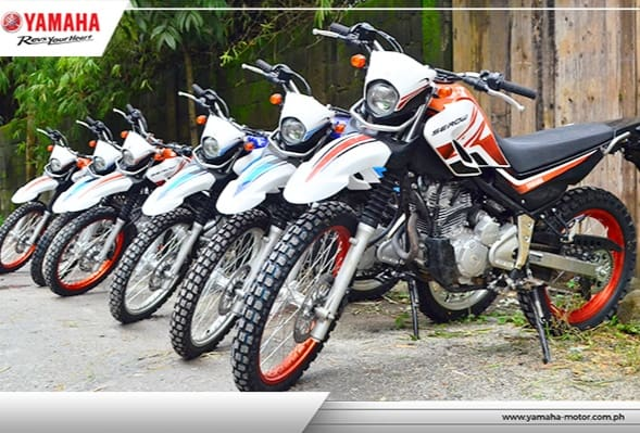 Yamaha PH reveals Yamaha Serow 250