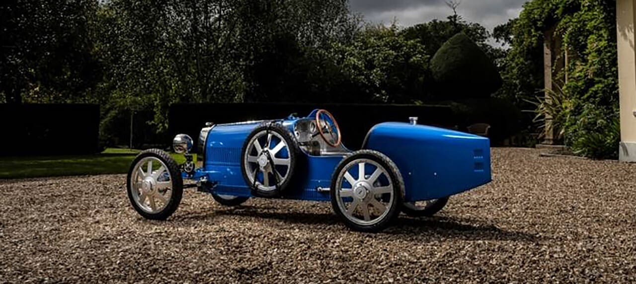 Bugatti Celebrates 110th Year with Limited Edition Baby II