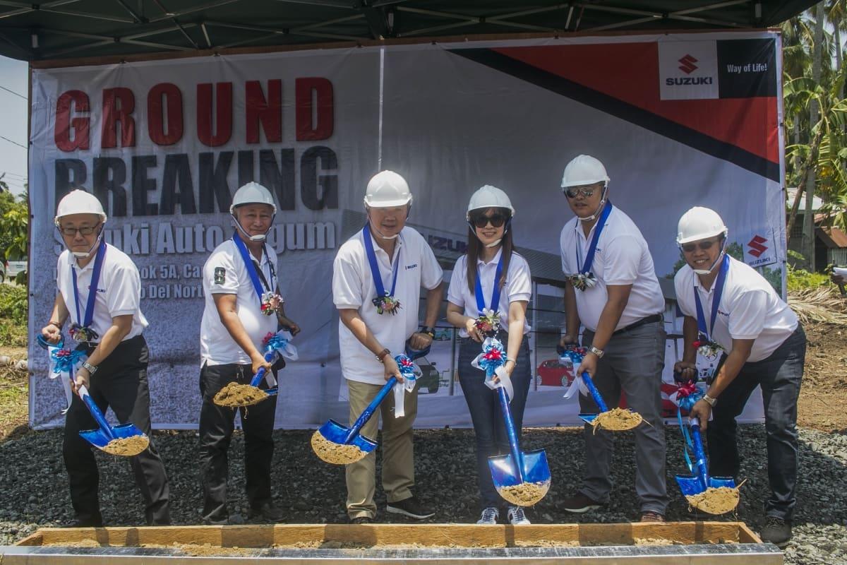 Suzuki PH Bolsters Presence in Mindanao