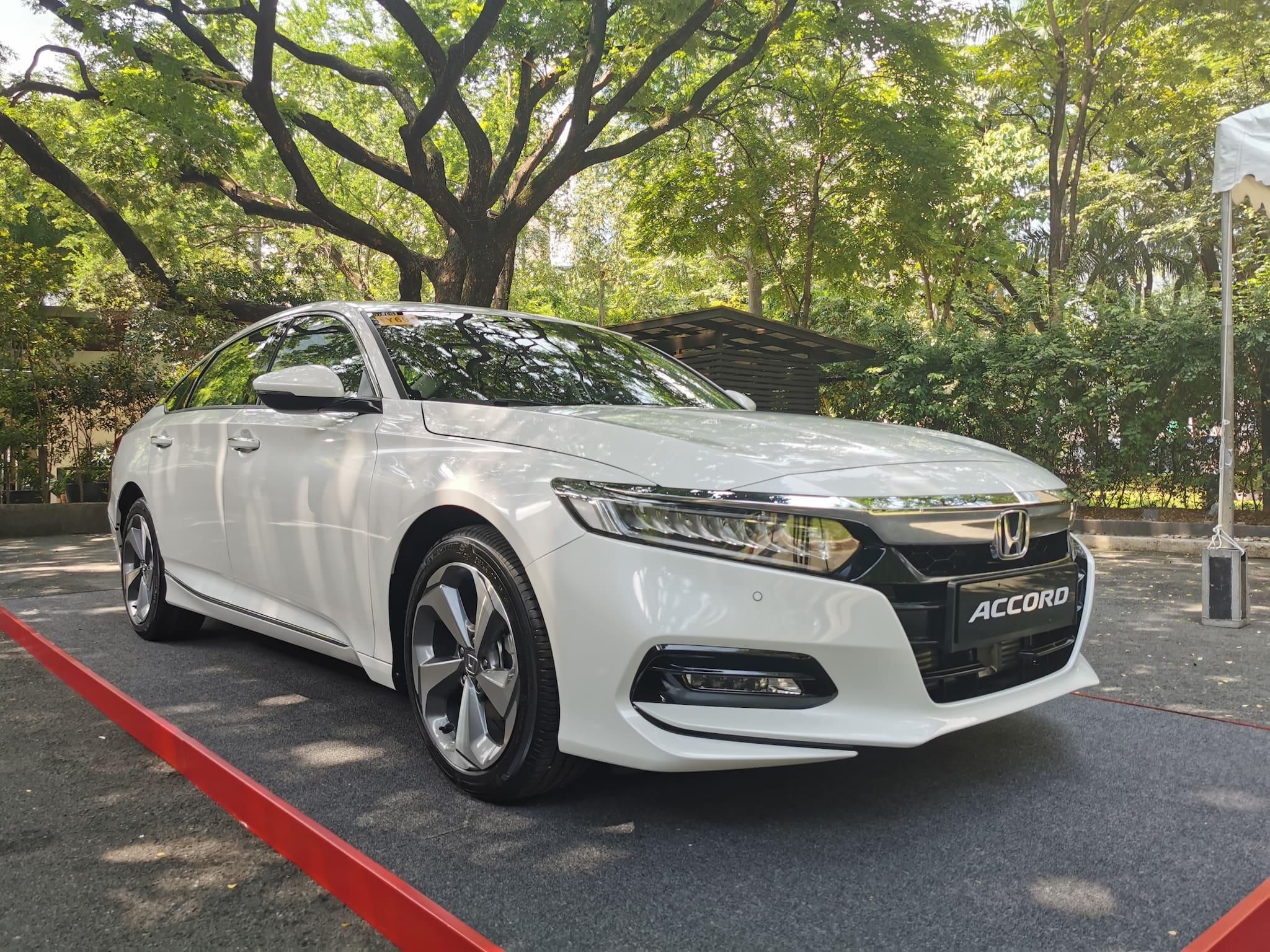 Honda Cars PH Unveils All-New, 10th-Generation Honda Accord